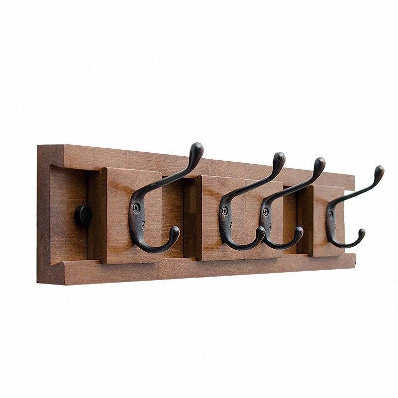 Venta caliente de los ganchos de baño Cocina gancho de la suspensión de carga fuerte capacidad práctica multifuncional montado en la pared Útil duradero Puez #
