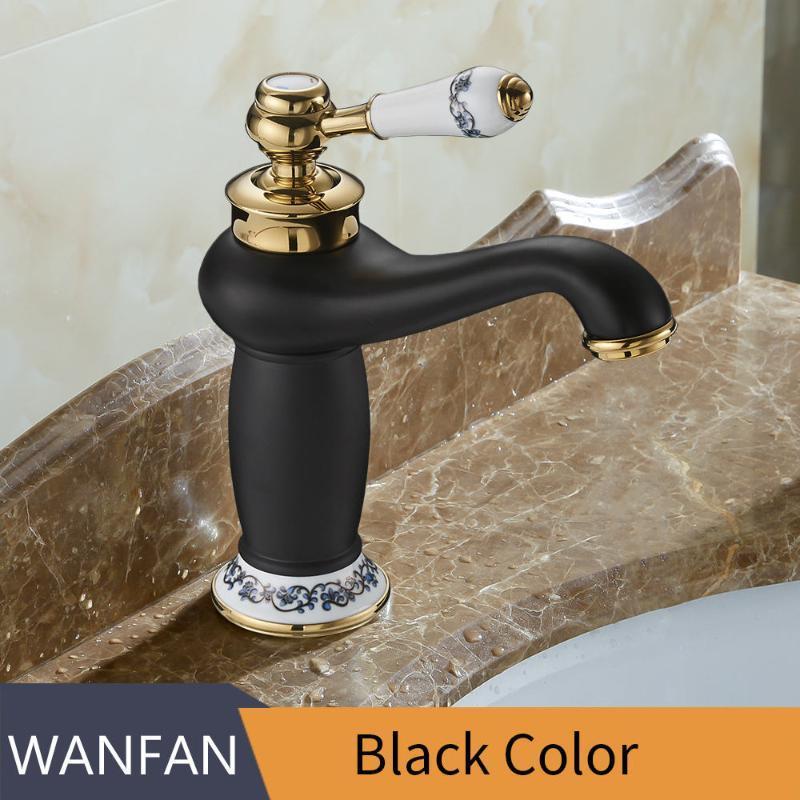 Bacia Torneira de água Misturador Torneira de água Toneir Banho Torneira de bronze banho torneira misturadora lavatório torneiras banho toneira M-16F