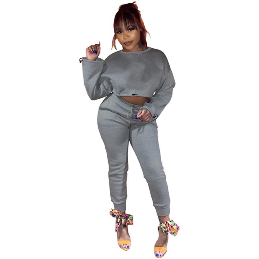 النساء رياضية مثير طويلة الأكمام اللياقة البدنية مريحة الملابس الرياضية ملابس فاخرة بسيطة جودة عالية فريدة بسيطة klw5181