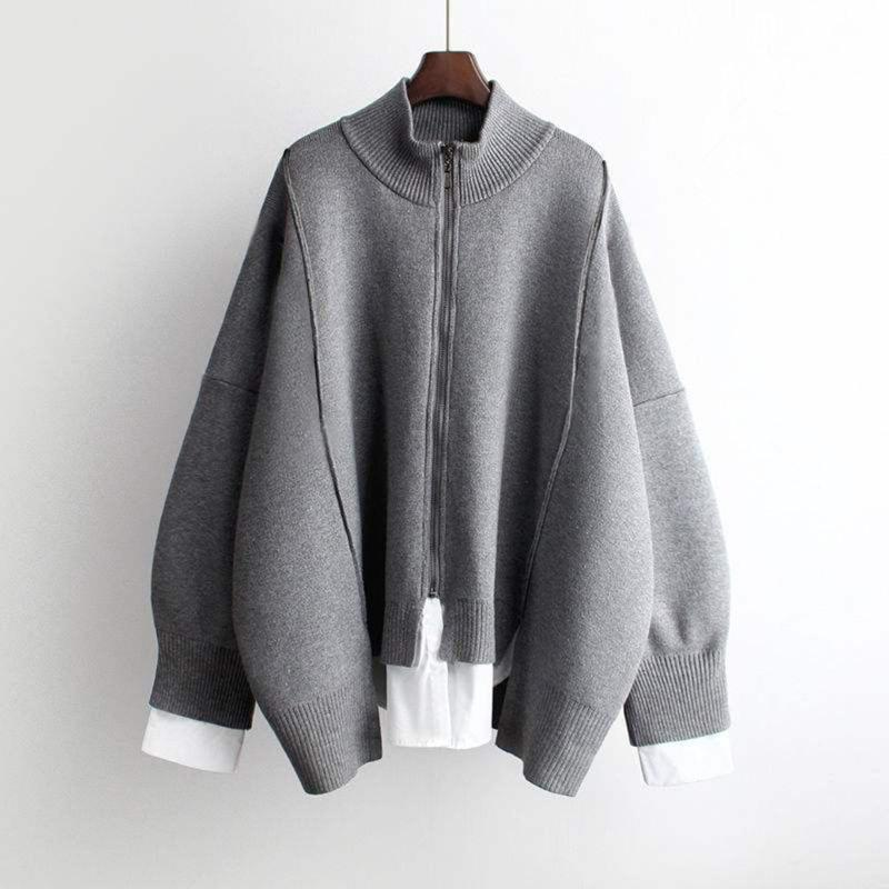 2021 Sudaderas con capucha de la mujer Primavera Otoño desgaste NUEVO Versión de Japón Coreano Simple Simple Simple Simple Simple Simple