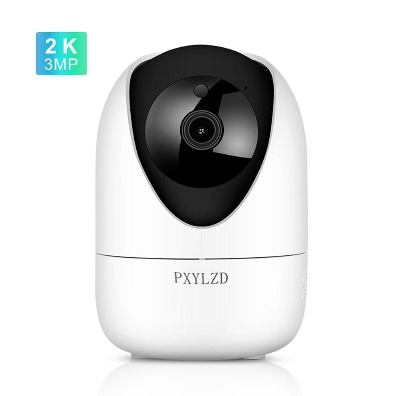 Обнаружение PTZ IP камеры Wifi 1080P 1296P 3МП 2K Full HD ИК ночного видения Гуманоид Auto Tracking беспроводной домашней безопасности камеры