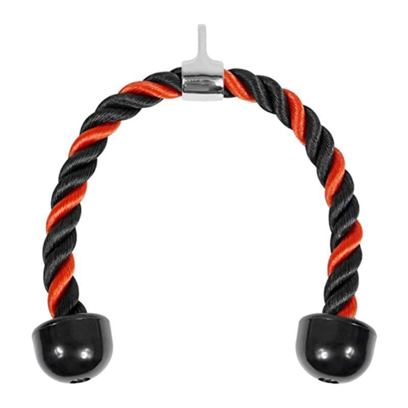 Triceps corde câble câble accessoire de forme physique pulldown pulldown poignée confort