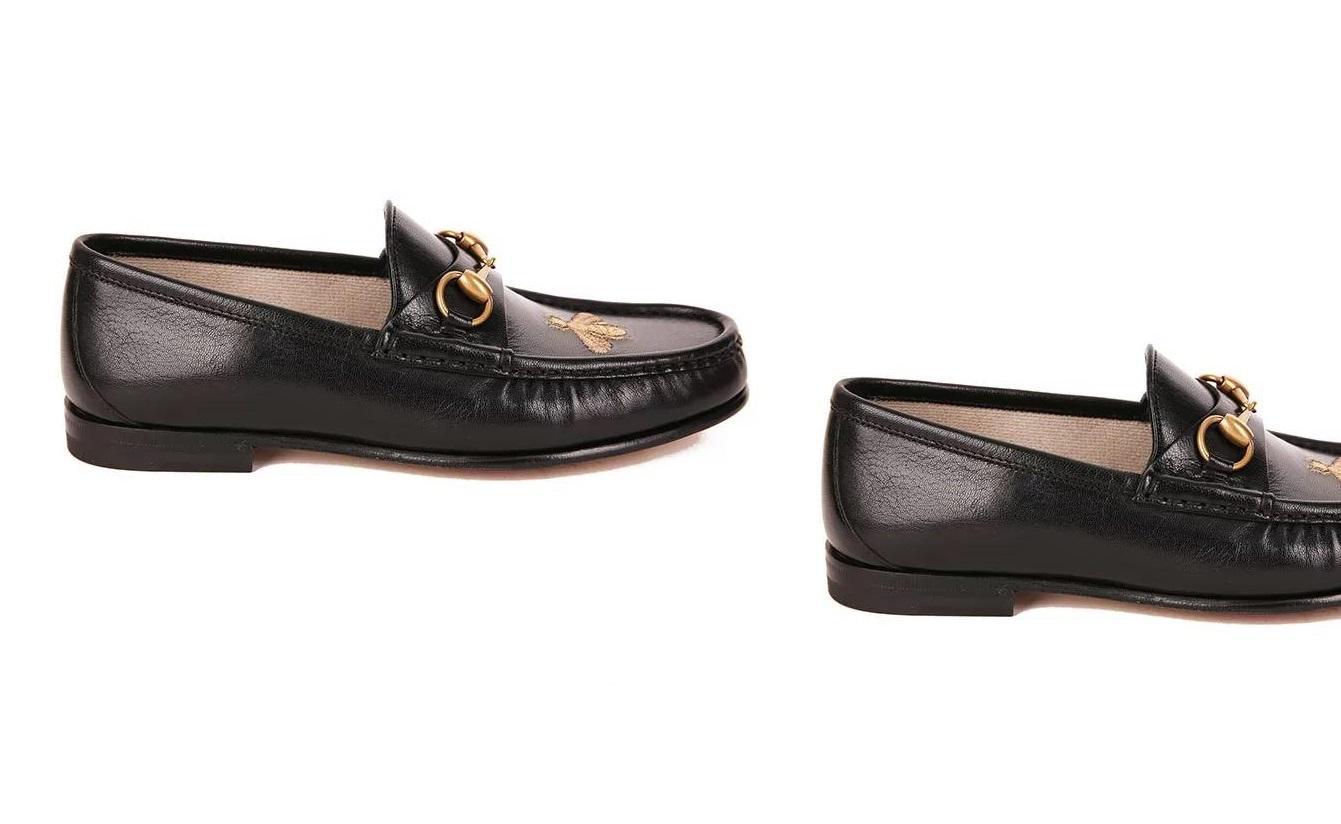 Designer mulas princetown plana solada casual sapatos autênticos de couro de couro autêntico mocassin slipp couro homens mulheres atropelar luxo lazy sandália