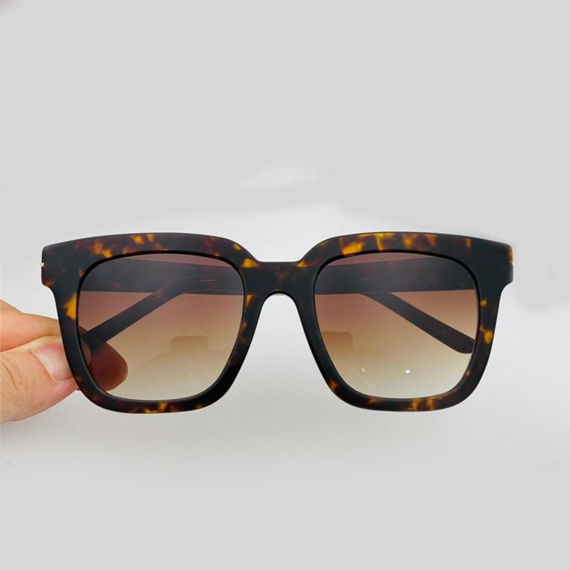 690 New men women sunglasses fashion classic Square full Frame UV Protection Lens Popular Summer Style Sunglasses Top Quality Come With Case