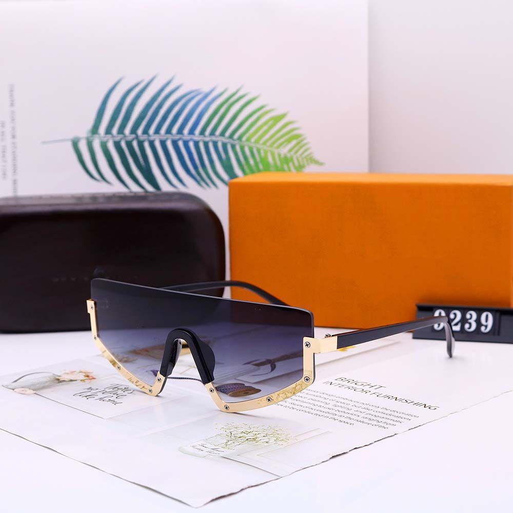 Occhiali da sole Qualità Millionaire Sunglasses Designer Sun M96006WN Glasses Glasses Glasses Brand Brand Brand Womans Designer High Lusso Glasses L1 NHSU