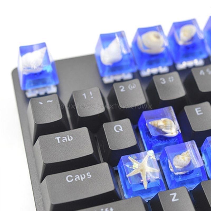 1 Takım Manuel DIY Mekanik Klavye Anahtar Kap Silikon Kalıp UV Kristal Epoksi Kalıpları El Yapımı El Sanatları Yapımı Aracı AU21 19 Dropship LJ200922