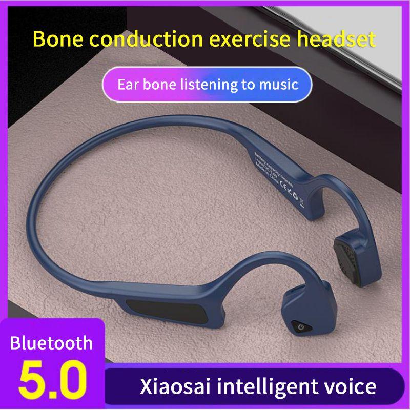 G18 Écouteur de conduction osseuse Écouteur de conduction osseuse Aide auditive avec KS étanche pour IPX7 pour la natation CVC 8,0 gymnase d'entraînement