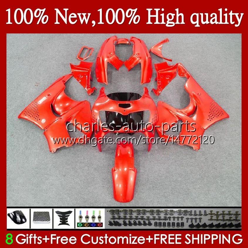 Honda CBR için Vücut 893RR 900RR Turuncu Parlak CBR893RR 94 95 96 97 95HC.33 CBR893 CBR900 CBR 900 893 RR CBR900RR 900 893 RR CBR900RR 1994 1995 1996 1997 Kurumlar