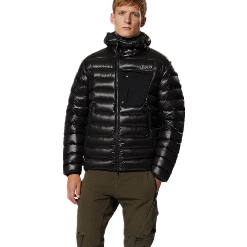Модные мужские и случайные вниз куртка женщин вниз куртка мужчин на открытом воздухе тепло вниз мужской зимнее пальто topstoney