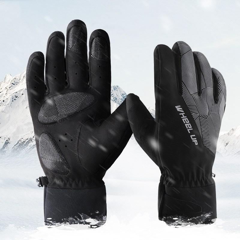 Uomini / Donne Guanti Snowboard Guanti Ultralight caldo impermeabile neve di inverno Motociclo motoslitta equitazione