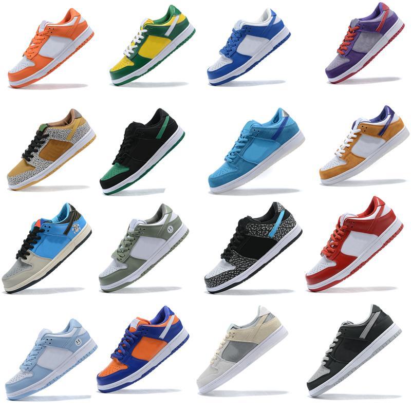 2020 Top quality Chunky Dunky Kentucky Casual Shoes Platform Men Women Sneakers Plum Syracuse Safari Skateboard Sports Eur 36-45