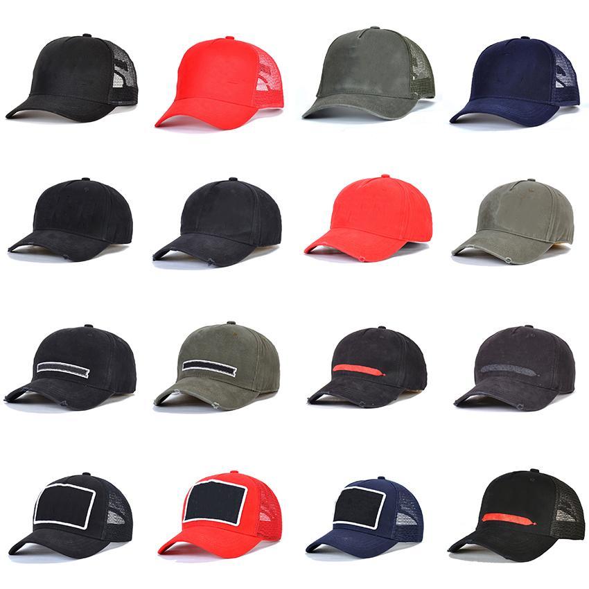 icon cap casquillo del sombrero para hombre cabida los sombreros de verano de béisbol casquillo de la manera de las mujeres de los hombres s tapas camionero de