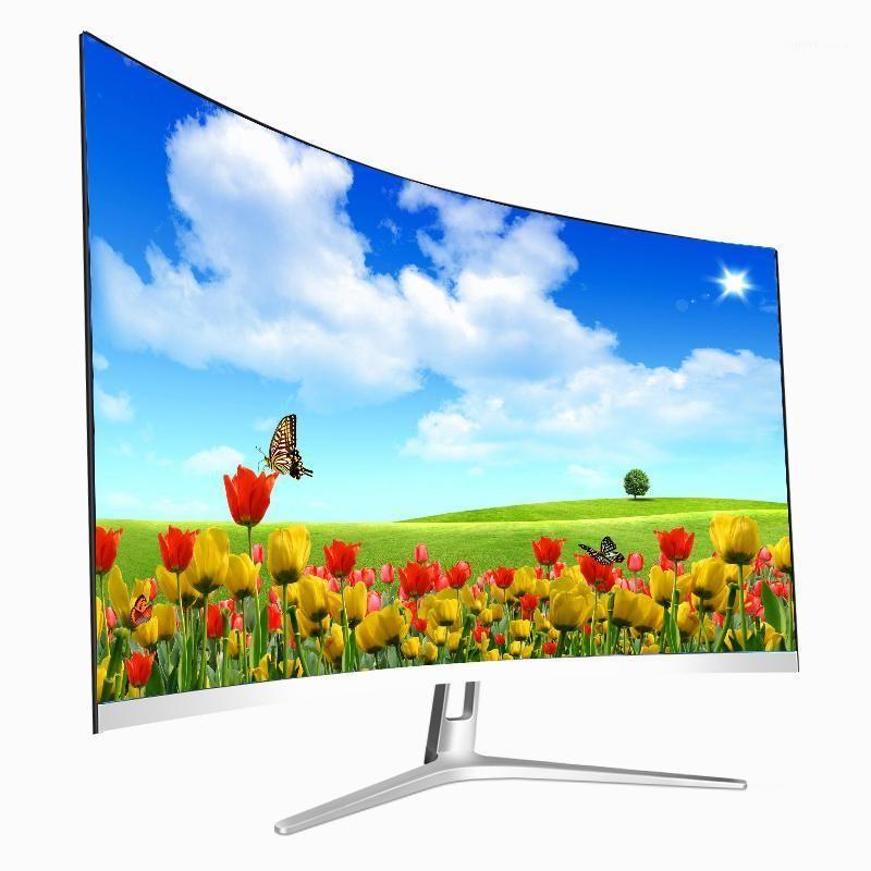 Monitor monitorare il monitor del computer a LED curvo a 32 pollici con vag HD1