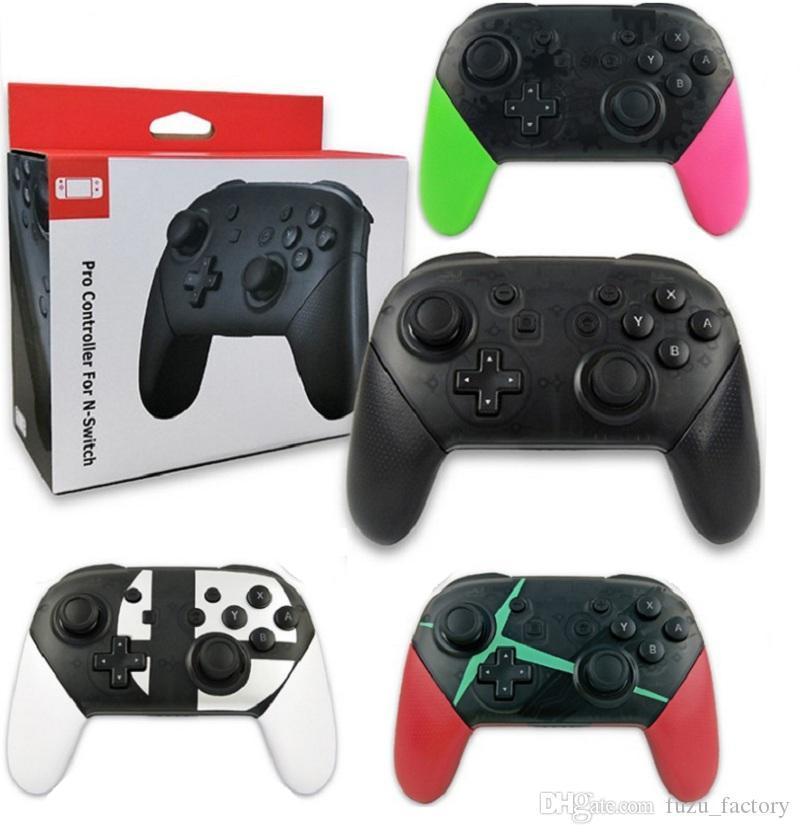 Bluetooth Wireless Controller für Switch Pro Controller Gamepad Joypad Remote für N Switch Console Gamepads Joystick