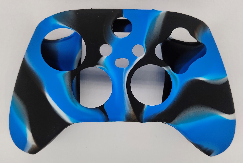 Syytech التمويه سيليكون الجلد يغطي الحالات ل Xbox Series X Gamed Controller