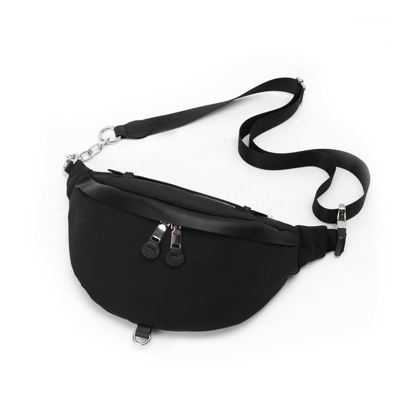 Сумка на груди Женская 2020 Новая маленькая сумка мода наклонная талия сто одно плеча женщин1