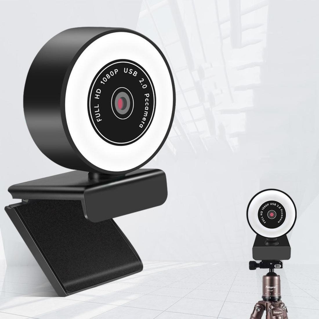 Caméra lumineuse HD sans lecteur HD A9mini USB avec microphone pixel10 millions de pixels 720p
