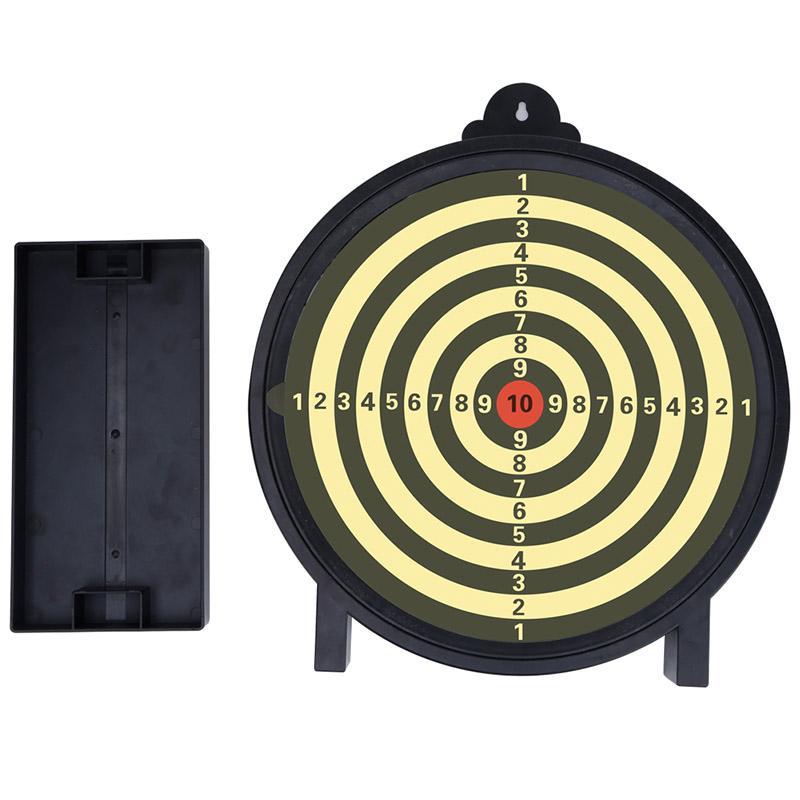Outdoor Bb Gun Airsoft Paintball ABS Shooting Tariffa di allenamento Tactical TPA Sticky Target P16-008