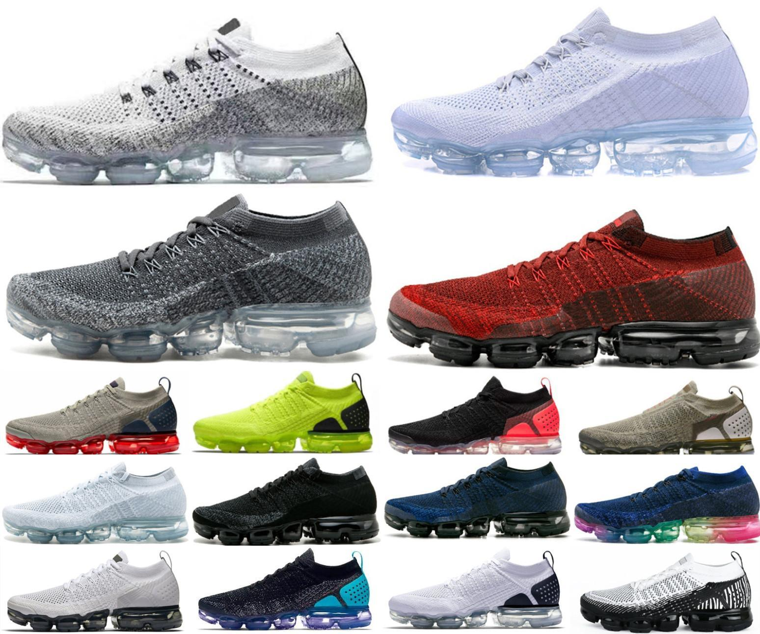 صحيح 2.0 يطير النساء الرجال 3.0 الأسود الثلاثي moc الاحذية البيضاء chaussures البرتقال الذهب حذاء رياضة المدربين الرياضة أحذية رياضية