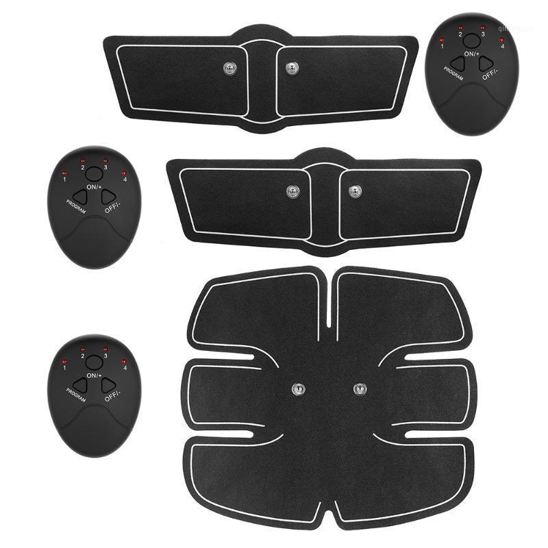 New Abdomen Trainer Fitness Toner Belly Leg Arm Exercise Equipment Abdominal Fitness Smart Stimulator Exerciser Toning Belt1
