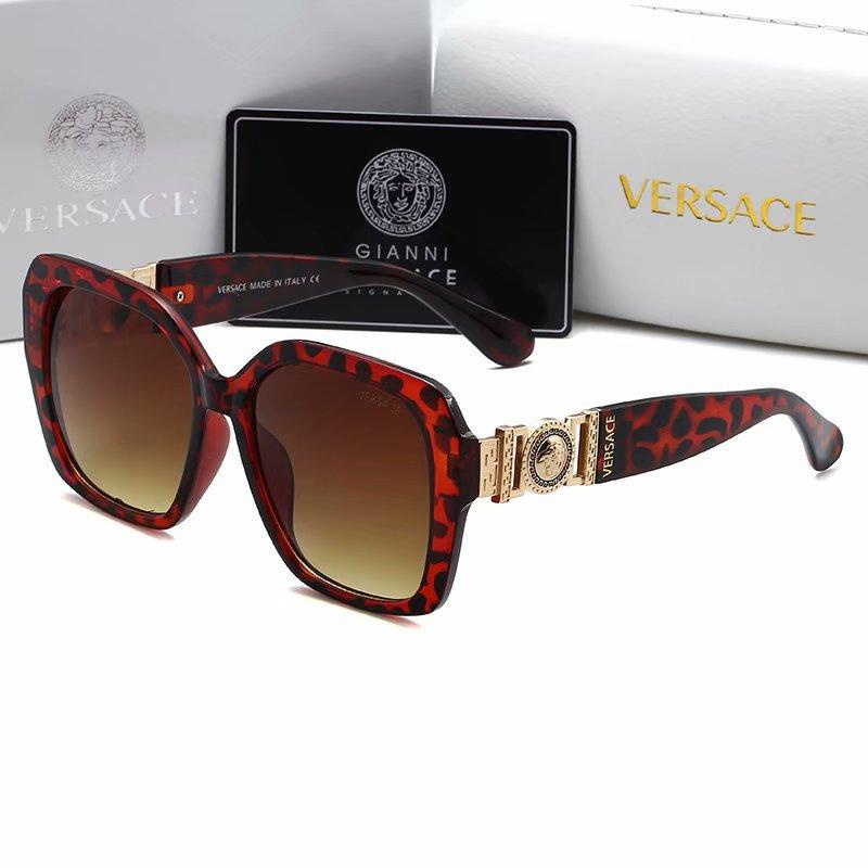 2020 migliori occhiali da sole del progettista di marca. 4378V di lusso di guida gli occhiali da sole per gli uomini e le donne. di alta qualità occhiali da sole UV400 S2.