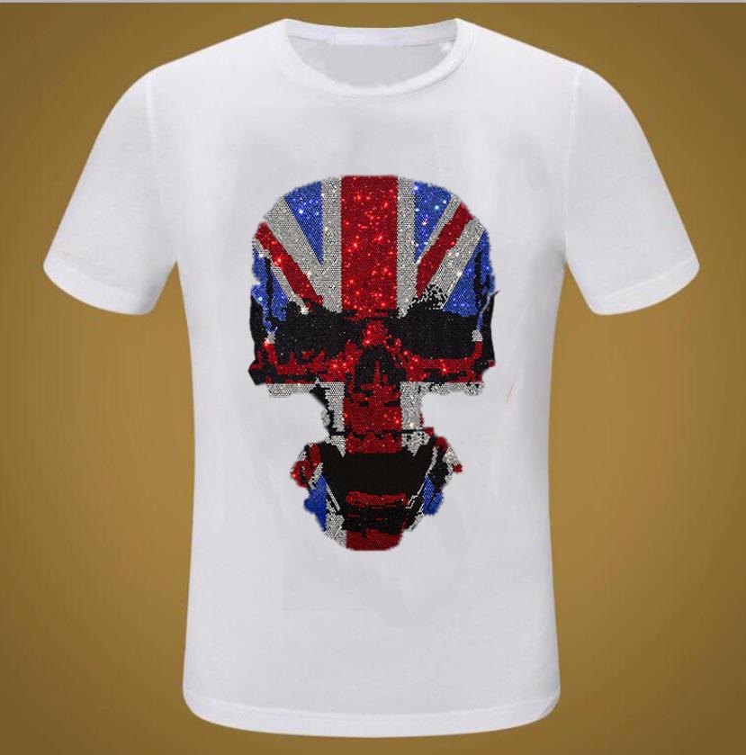 Ganbu Brand Streetwear Almaness Летний хип-хоп Свободная футболка Мужчины Мода Повседневная черные футболки Tops 3TQI