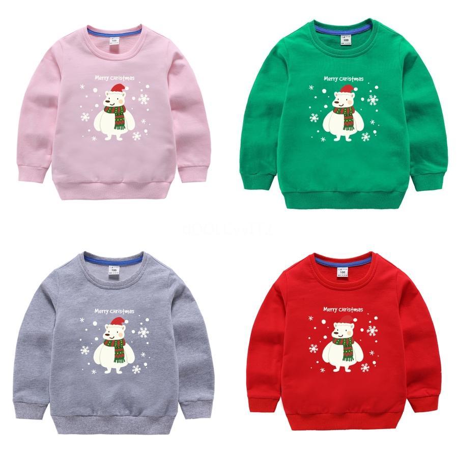 Снег Печать Мужчины Одежда Рождество Чайлдс Дизайнерская Свитера вскользь тонкий Чайлдс Свитера Мода Пуловер Рождество # 280