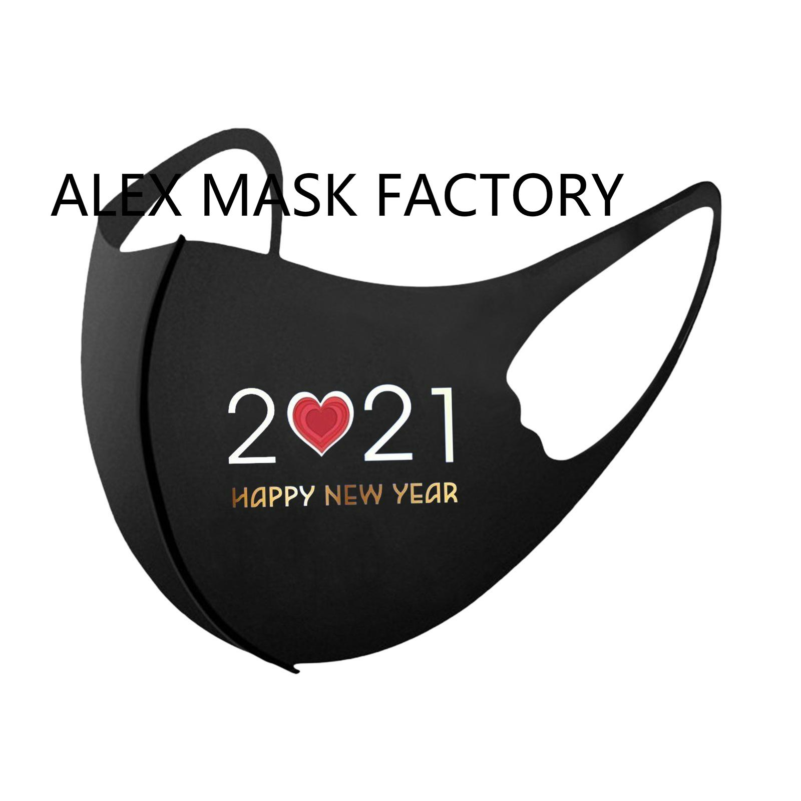 face mask ice silk cotton masks personality trend leader hip-hop adult student men and women dust-mask with DHL free