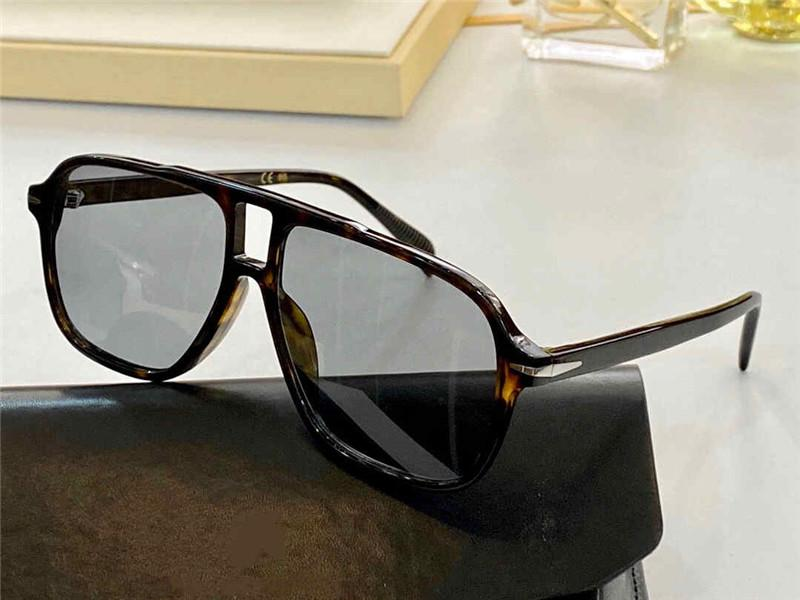 7018 Sunglasses Women Fashion rectangle Sunglasses Anti-UV Lens Coated Mirror Lens Full Frame with Color Electroplating Mirror with Box