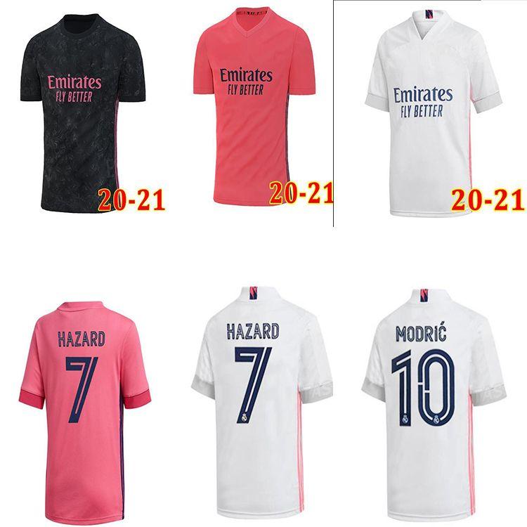 2021 Jersey 20 21 Football Jersey HAZARD SERGIO RAMOS ...