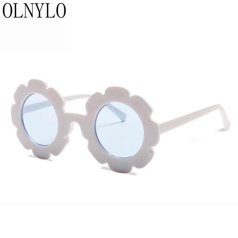 NOUVEAUX ENFANTS Lunettes de soleil Beaux lunettes de soleil Enfants Garçons Filles De marque Classic Enfant Outdoor Uv400 Gafas Oculos de Sol