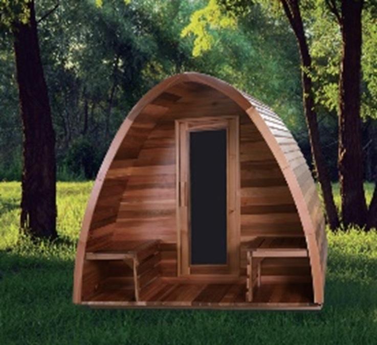 Forêt espace haut de gamme sauna bar oxygène sur mesure chambre confortable saine profiter petite salle de vapeur khan SH342