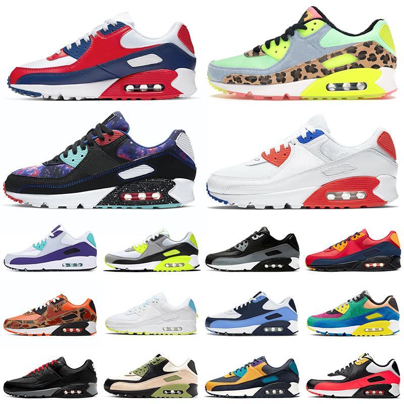 nike air max 90 airmax 90s كامو بريميوم SE الاحذية الرجال النساء الرجال المدربين الرياضة في الهواء الطلق أحذية رياضية