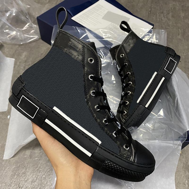 Homens Luxurys Designers B 22 23 Sneakers Oblíquos Bee Bordado Tecnologia Plataforma Sneakers Homens para Mulheres Moda Calçados Casuais Top Quality