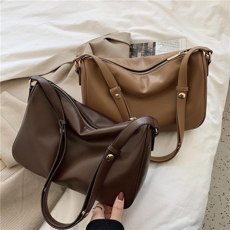 Простое досуг большая емкость сумка женская новая мода осенью и зимой 2021
