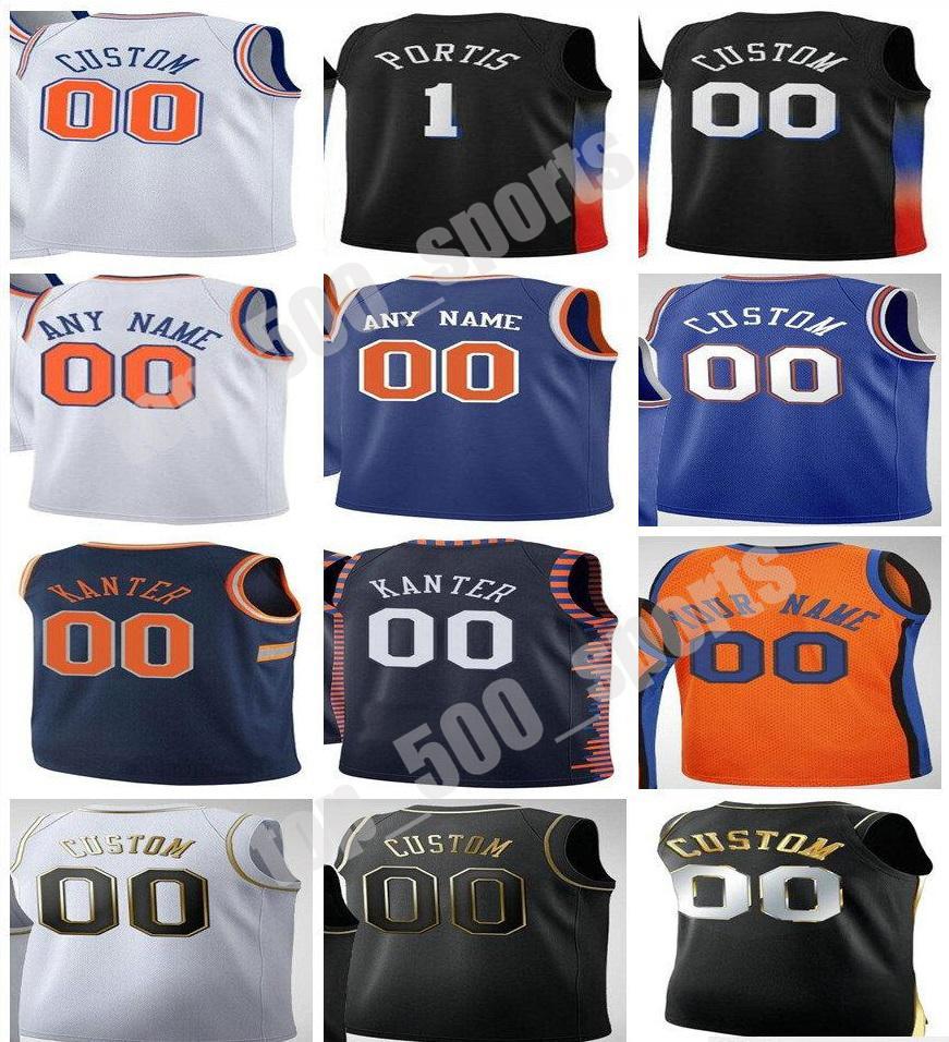 2021 Impresso OBI 1 Toppin Frank 11 Ntilikina R.J. 9 Barrett Immanuel 5 Quickley Dennis 4 Smith Jr. Kevin 20 Knox Ignas 17 Brazdeikis Jerseys