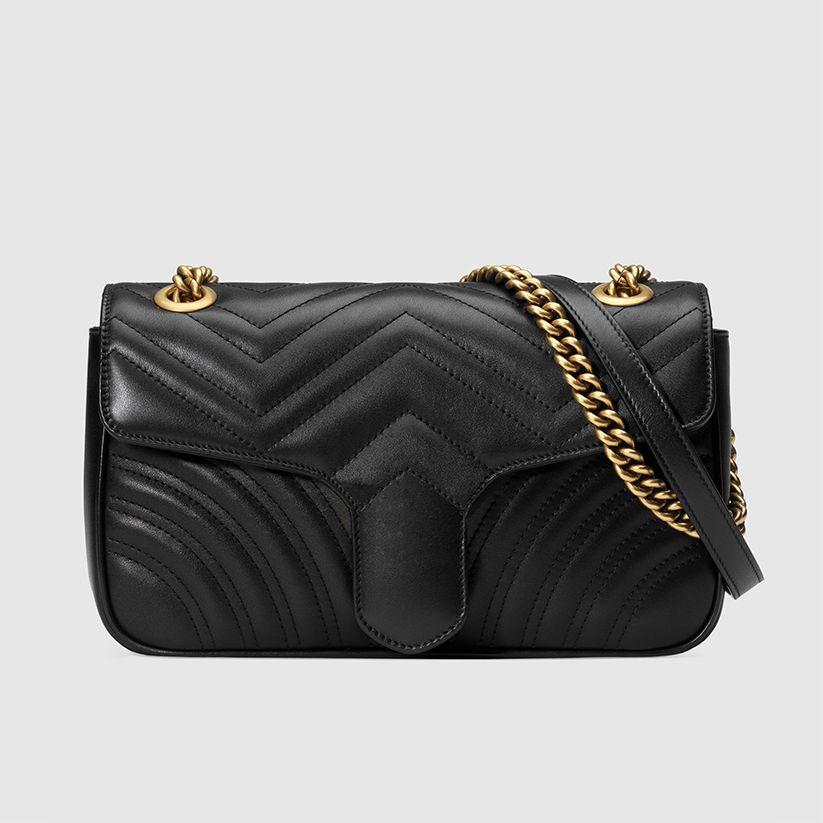2021 Marmont Bag Crossbody 가방 어깨 가방 Womens Handbags 크로스 바디 가방 메신저 가방 가죽 클러치 백팩 지갑 FannyPack YMB02