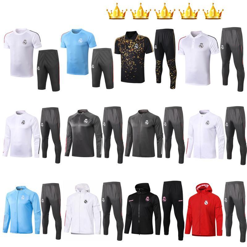 2020 2021 Traje de traje de fútbol Traje de entrenamiento Conjuntos de sobrevettement Soodie Camisas de Futebol 20 21 Kit Jersey Maillot de Foot Chaqueta