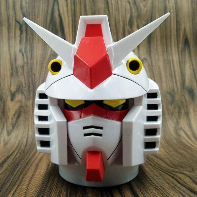 Готовый игрок один творческий Gundam RX-78 трансформация робот 400 мл ПК + Кружки из нержавеющей стали КУПК Офис Кубок для воды Бесплатная доставка Y200104