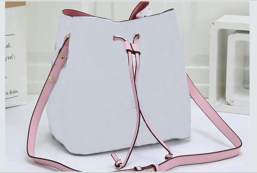 LIVRE 2022 TOP nova moda balde saco bolsa de mensageiro saco de ombro 6 cores deve ter tendência