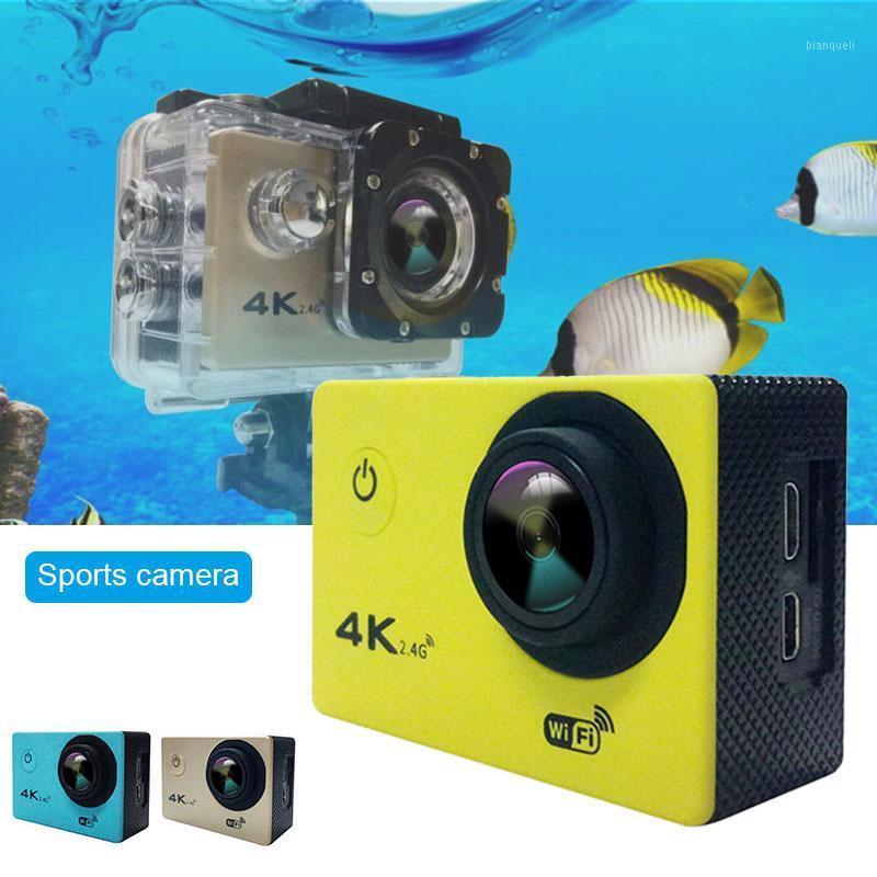 Tam HD Su Geçirmez Sıradan Kamera ile 170 Derece Geniş Açılı Lens Desteği Hızlandırılmış Fotoğraf GK991