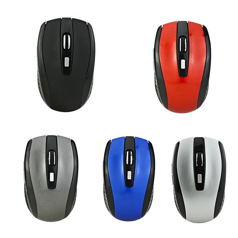 2.4G Беспроводная мышь Прочная оптическая компьютерная мышь Эргономичные мыши для ноутбука Универсальные компьютерные периферийные устройства