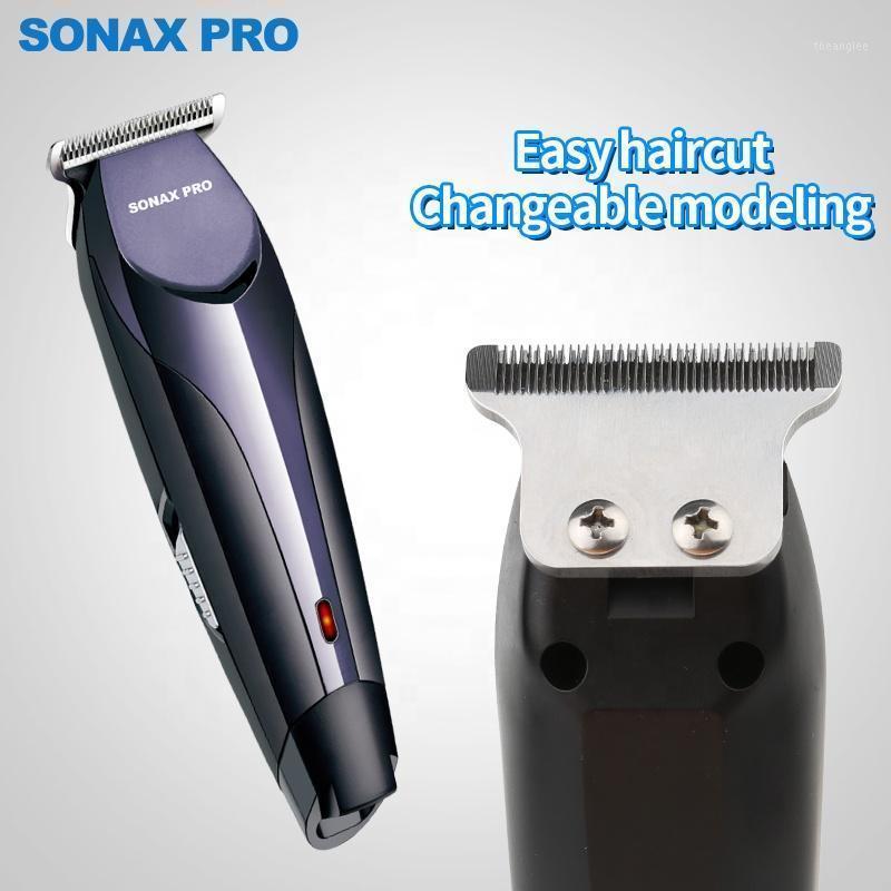 Клипки для волос Мужчины Перезаряжаемые Профессиональные Регулируемые Комбинированные Триммер Электрический Парикмахерский Professional1