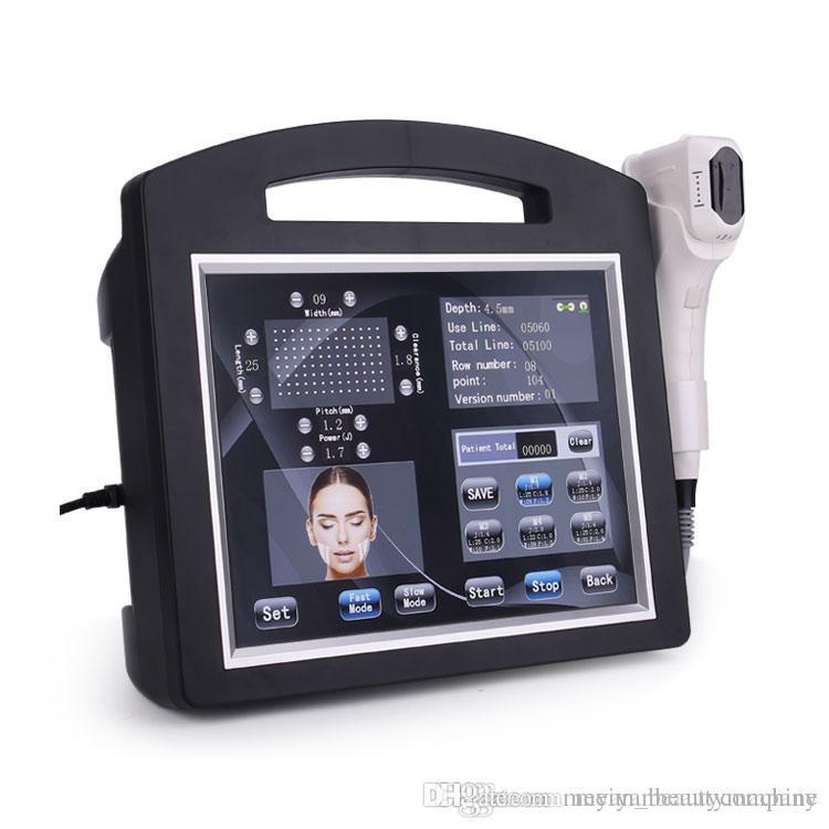 جودة عالية 4D هيفو آلة لوجه رفع الجسم التخسيس العناية بالبشرة تجديد إزالة التجاعيد