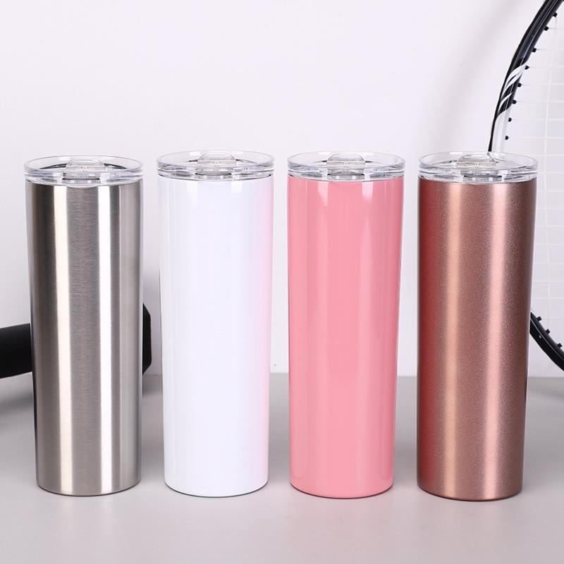 Heiße Premium-Reise-Kaffeetasse Edelstahl-Thermos-Tumbler-Becher-Vakuum-Flasche Thermo-Wasser-Flasche-Teetasse ThermoCupwith 20 Unzen Tassen