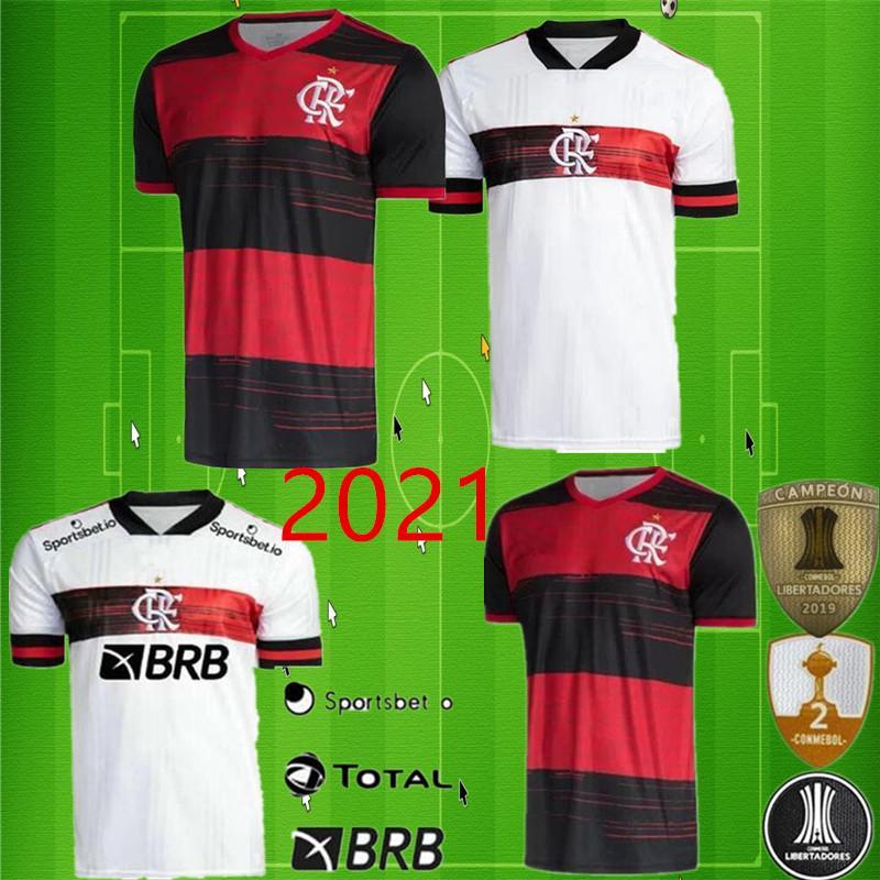 20 21 Flamengo جيرسي 2020 2021 جيريرو دييغو فينيسيوس JR كرة القدم الفانيلة Flamengo Gabriel B كرة القدم الرياضية رجال و قميص