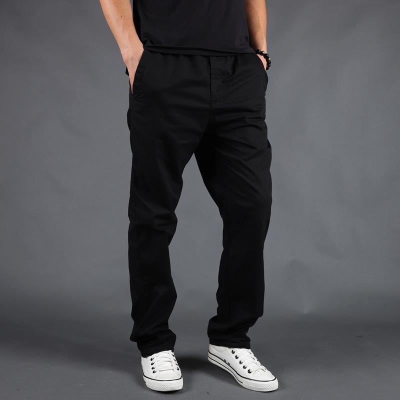 Открытый осень и зима повседневная свободные прямые много карманные комбинезоны Большие хлопчатобумажные мужские брюки