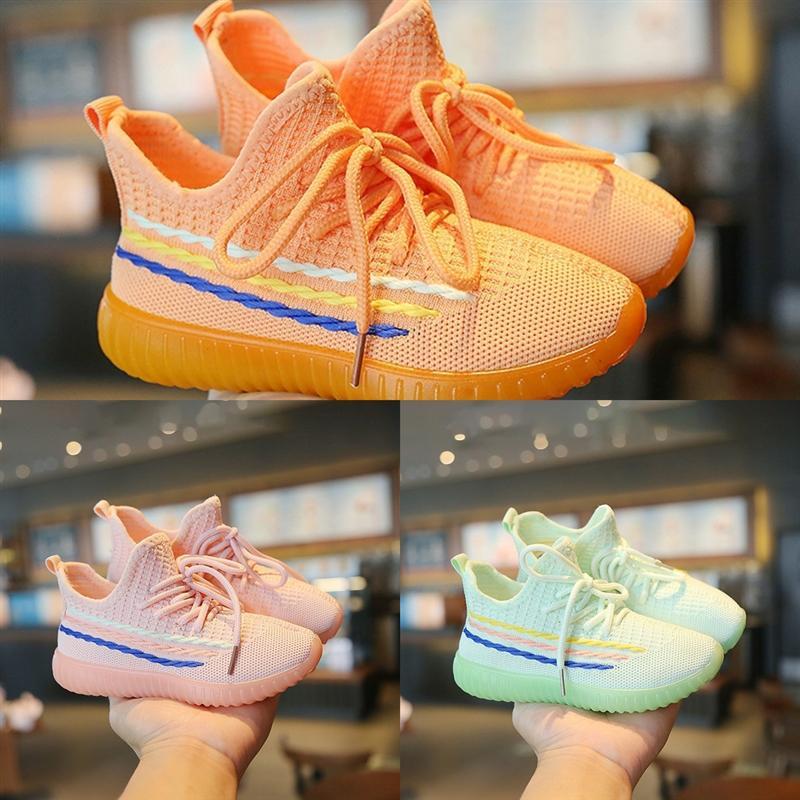 V2uu Größe Kinder Kinder Jungen Netz Kind Elfenbein Schuh Leuchtende Baby Sneakers Schuhe Lichter Atmungsaktive LED Rutschfeste Turnschuhe Mädchen mit