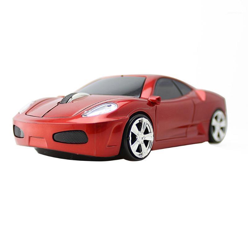 Creative Sports Sports Car Sports Modeling Jeux Mouse 2.4g Optique Mouse Ordinateur Accessoires périphériques Cadeaux1