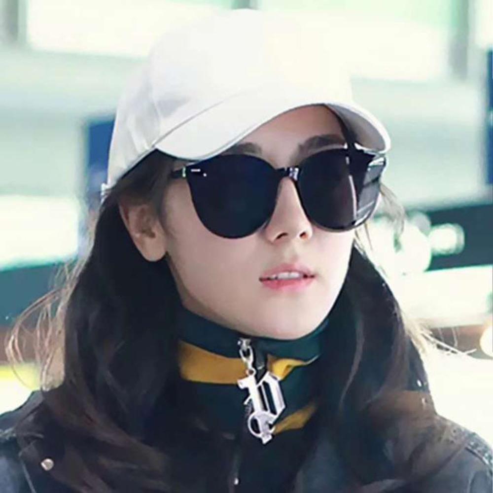 2019 qiwei stesso v marchio polarizzato coreano moda gm occhiali da sole